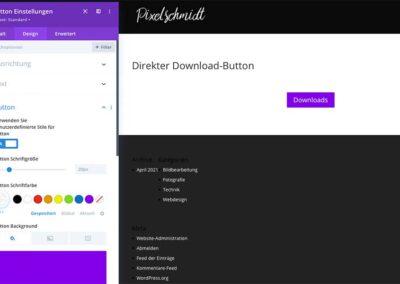 Download-Button erstellen - Schritt 3