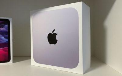 Der Mac Mini M1 und meine ersten Eindrücke